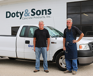 Doty & Sons Concrete Products, Inc.