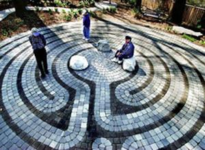 LandscapeArchitecture.com>LandArchSpecs>The Labyrinth Company on labyrinth garden kit, english garden, labyrinth garden designs, labyrinth maze garden, labyrinth healing garden, religious art garden,