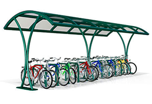 Velodome Shelters